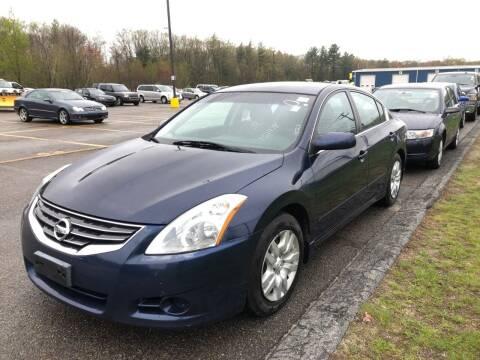 2010 Nissan Altima for sale at GW MOTORS in Newark NJ