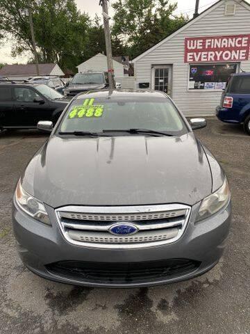 2012 Ford Taurus for sale at Mastro Motors in Garden City MI