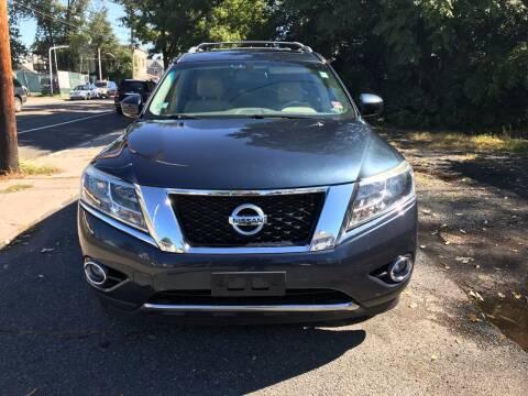 2014 Nissan Pathfinder for sale at Nex Gen Autos in Dunellen NJ