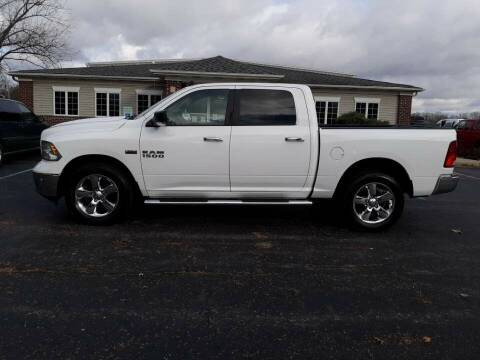 2016 RAM Ram Pickup 1500 for sale at Pierce Automotive, Inc. in Antwerp OH