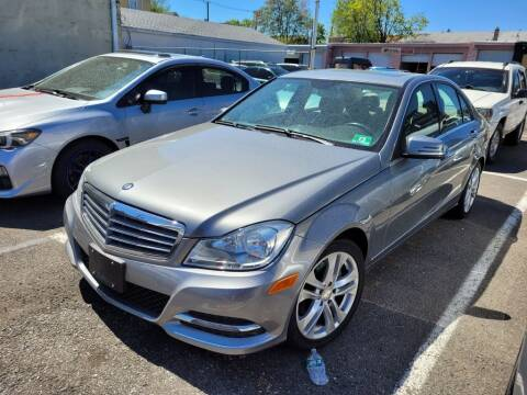 2012 Mercedes-Benz C-Class for sale at Millennium Auto Group in Lodi NJ