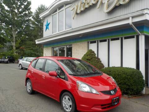 2012 Honda Fit for sale at Nicky D's in Easthampton MA