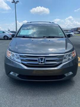 2011 Honda Odyssey for sale at Auto America - Monroe in Monroe NC