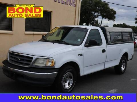 2000 Ford F-150 for sale at Bond Auto Sales in St Petersburg FL