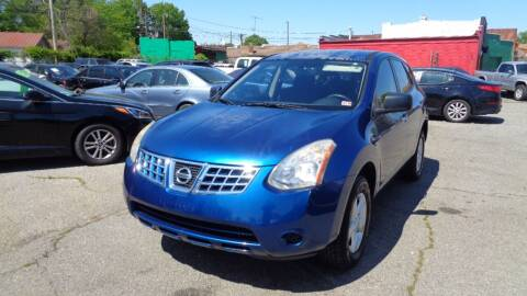 2010 Nissan Rogue for sale at RVA MOTORS in Richmond VA