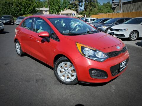 2013 Kia Rio 5-Door for sale at Northwest Premier Auto Sales in West Richland And Kennewick WA