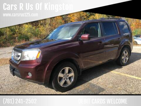 2010 Honda Pilot for sale at Cars R Us Of Kingston in Kingston NH