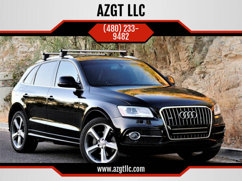 2016 Audi Q5 for sale at AZGT LLC in Mesa AZ