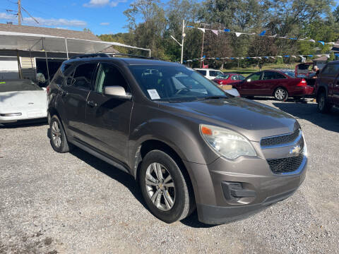 2012 Chevrolet Equinox for sale at Trocci's Auto Sales in West Pittsburg PA
