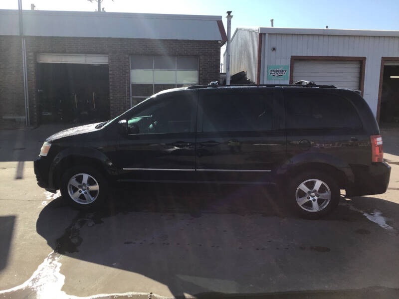 2010 Dodge Grand Caravan for sale at 4 B CAR CORNER in Anadarko OK