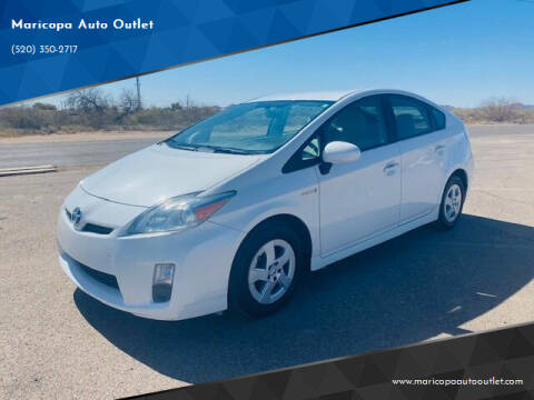 2010 Toyota Prius for sale at Maricopa Auto Outlet in Maricopa AZ