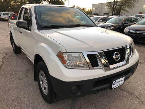 2015 Nissan Frontier for sale at PRESTIGE AUTOPLEX LLC in Austin TX