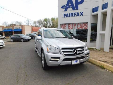 2010 Mercedes-Benz GL-Class for sale at AP Fairfax in Fairfax VA