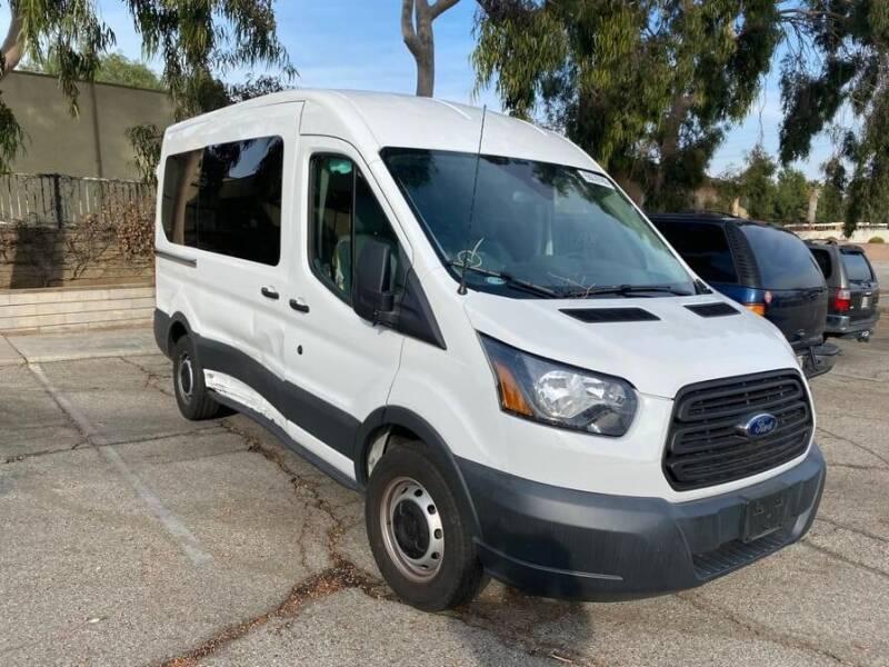 2016 Ford Transit Passenger for sale at Seewald Cars - Granada Hills in Granada Hills CA