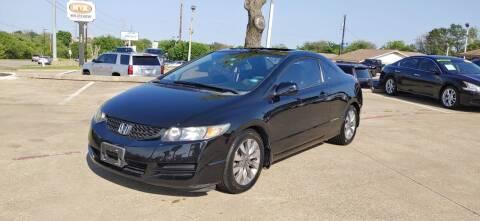 2009 Honda Civic for sale at CityWide Motors in Garland TX
