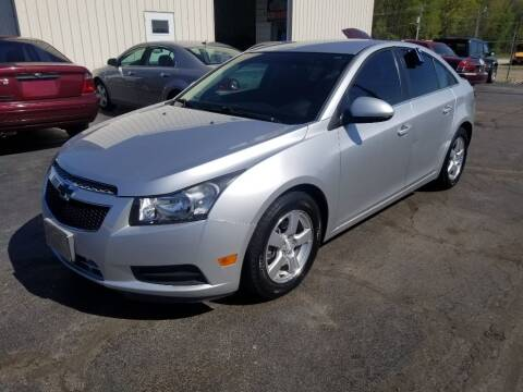 2013 Chevrolet Cruze for sale at Larry Schaaf Auto Sales in Saint Marys OH