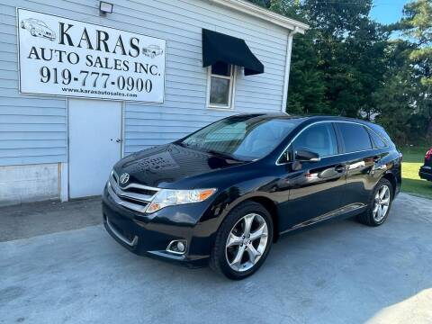 2013 Toyota Venza for sale at Karas Auto Sales Inc. in Sanford NC