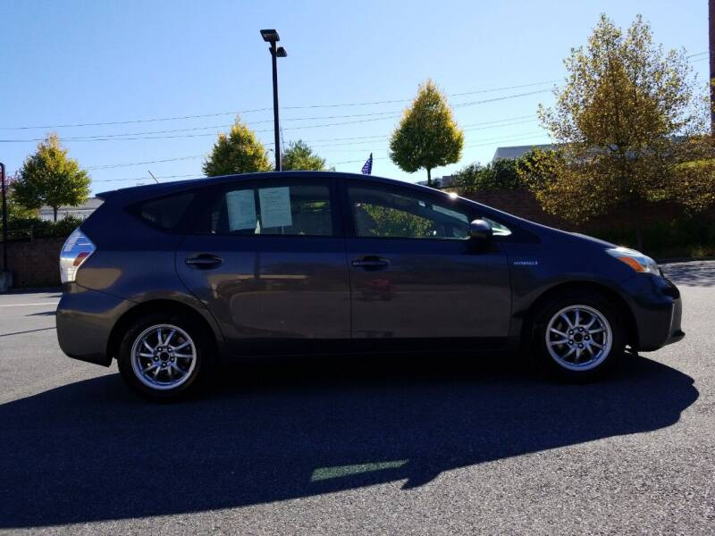 2013 Toyota Prius v for sale at Lehigh Valley Autoplex, Inc. in Bethlehem PA
