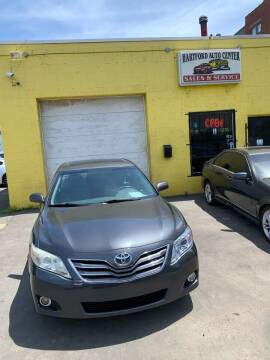 2010 Toyota Camry for sale at Hartford Auto Center in Hartford CT