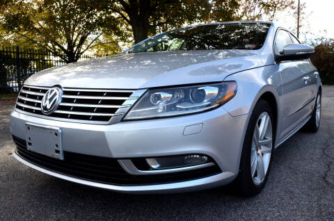 2014 Volkswagen CC for sale at Wheel Deal Auto Sales LLC in Norfolk VA