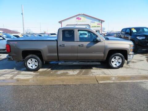 2015 Chevrolet Silverado 1500 for sale at Jefferson St Motors in Waterloo IA