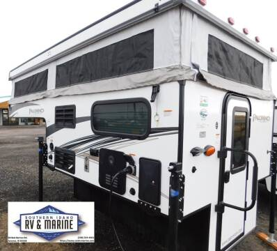 2021 Forest River PALOMINO SS-550 for sale at SOUTHERN IDAHO RV AND MARINE in Jerome ID
