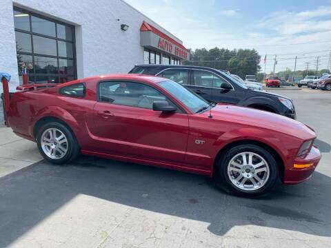 2005 Ford Mustang for sale at Auto Sports in Hickory NC
