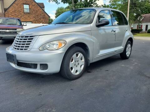 2009 Chrysler PT Cruiser for sale at Boardman Auto Exchange in Youngstown OH