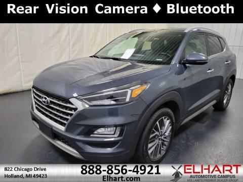 2019 Hyundai Tucson for sale at Elhart Automotive Campus in Holland MI