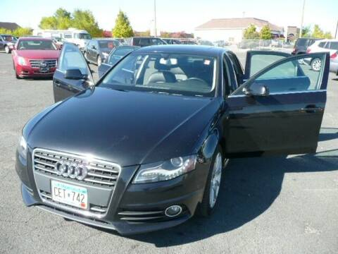 2012 Audi A4 for sale at Prospect Auto Sales in Osseo MN
