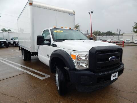 2016 Ford F-550 Super Duty for sale at Vail Automotive in Norfolk VA