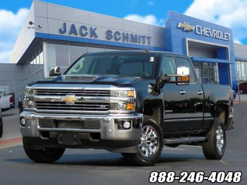 2017 Chevrolet Silverado 2500HD for sale at Jack Schmitt Chevrolet Wood River in Wood River IL