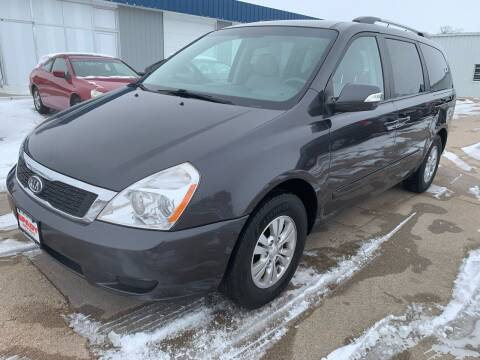2012 Kia Sedona for sale at Spady Used Cars in Holdrege NE