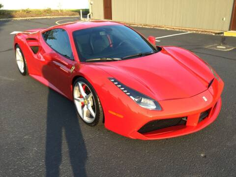 2018 Ferrari 488 GTB for sale at International Motor Group LLC in Hasbrouck Heights NJ