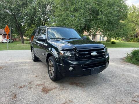 2008 Ford Expedition for sale at CARWIN MOTORS in Katy TX