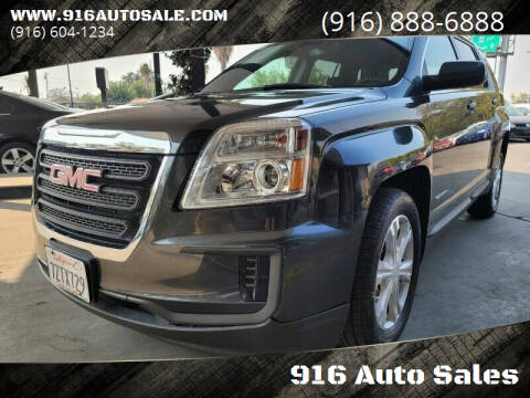 2017 GMC Terrain for sale at 916 Auto Sales in Sacramento CA