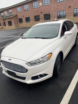 2015 Ford Fusion for sale at STARIA AUTO GROUP LLC in Akron OH