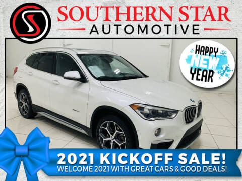 2017 BMW X1 for sale at Southern Star Automotive, Inc. in Duluth GA