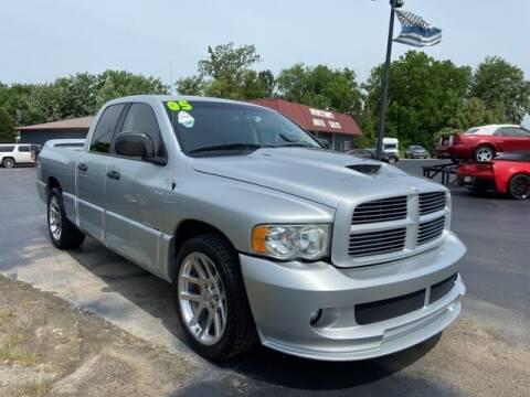 2005 Dodge Ram Pickup 1500 SRT-10 for sale at Newcombs Auto Sales in Auburn Hills MI