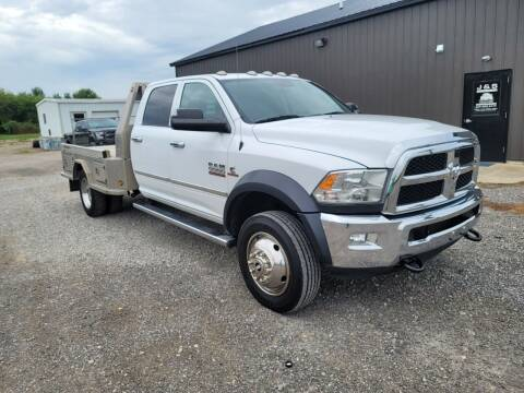 2017 RAM Ram Chassis 5500 for sale at J & S Auto Sales in Blissfield MI
