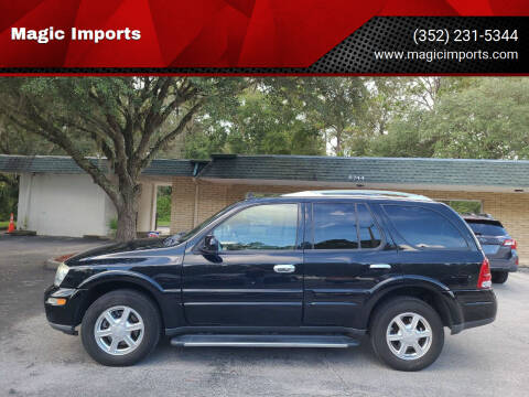 2007 Buick Rainier for sale at Magic Imports in Melrose FL