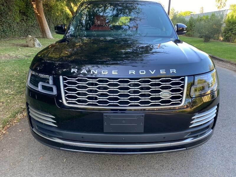 2019 Land Rover Range Rover for sale at Car Lanes LA in Valley Village CA