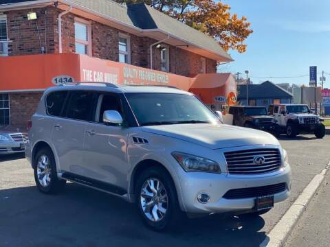2014 Infiniti QX80 for sale at Bloomingdale Auto Group - The Car House in Butler NJ