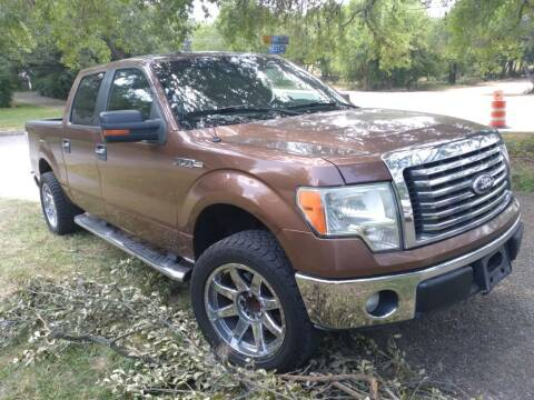 2011 Ford F-150 for sale at Carzready in San Antonio TX