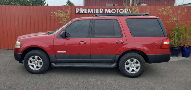 2007 Ford Expedition for sale at PREMIERMOTORS  INC. in Milton Freewater OR