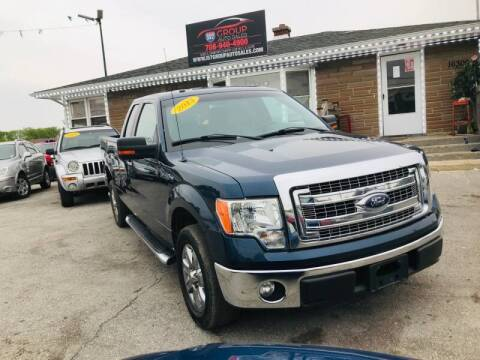 2013 Ford F-150 for sale at I57 Group Auto Sales in Country Club Hills IL