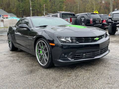2014 Chevrolet Camaro for sale at Top Line Motorsports in Derry NH