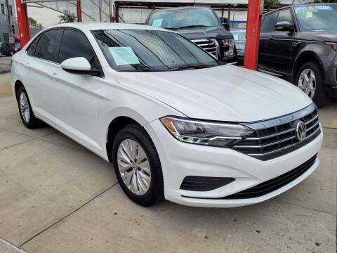 2019 Volkswagen Jetta for sale at LIBERTY AUTOLAND INC in Jamaica NY