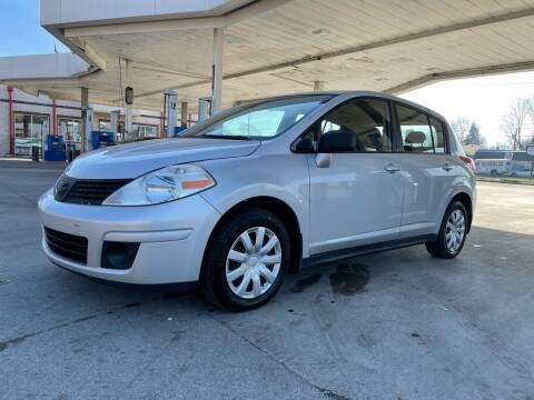 2007 Nissan Versa for sale at JE Auto Sales LLC in Indianapolis IN