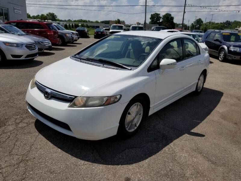 2007 Honda Civic for sale at Premier Automotive Sales LLC in Kentwood MI